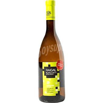 RAIGAL Vino blanco afrutado de Andalucía Botella 75 cl