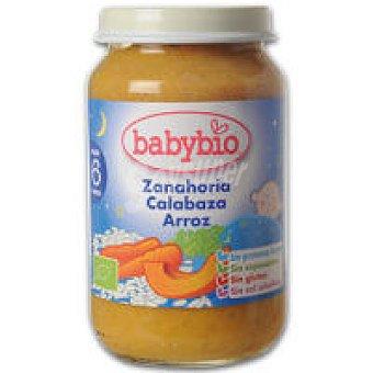 BABYBIO Potito de zanahoria Buenas Noches 200 g