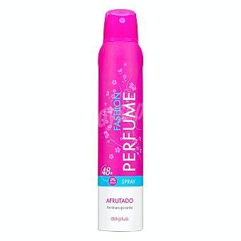 Deliplus Desodorante spray chica fashion perfume intenso (fucsia) Bote 200 ml