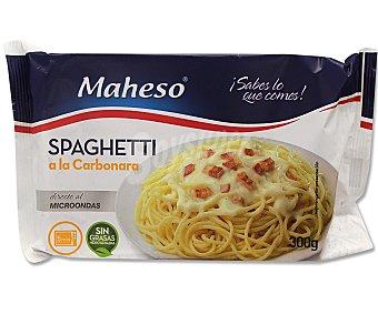 Maheso Espaguetis Carbonara 300 Gramos