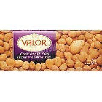 Valor Choco.inter.almendra 250