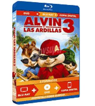 Alvin y las ardillas 3 br