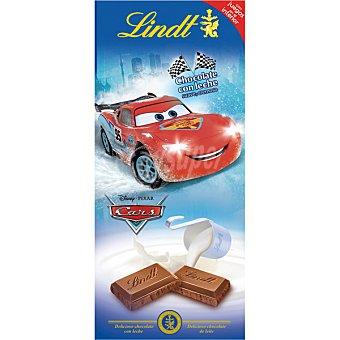 LINDT Disney Aviones Chocolate con leche suave y cremoso Tableta 100 g