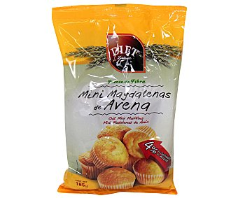 Diet Rádisson Mini magdalenas de avena 185 gramos