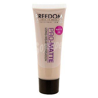 Maquillaje Foundation Pro-Matte 06 Freedom 1 ud