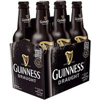 GUINESS Creveza Draught pack 6x33 cl