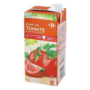 Carrefour Zumo de tomate brik 1 L Pack 3 x 20 cl