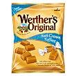 Caramelos blanos de toffee con nata Bolsa 115 g Werther's Original