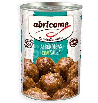 Abricome Albóndigas con salsa 420 g