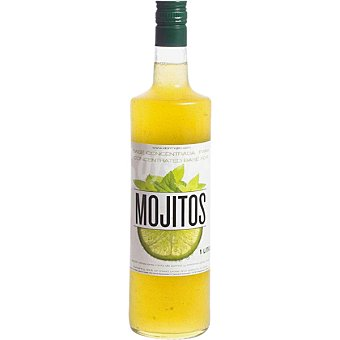 DON MOJITO Base concentrada para mojitos Botella 1 l