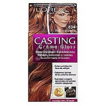 Casting Crème Gloss L'Oréal Paris Tinte N.834 Caja 1 unid