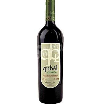 QUBEL Revelación Vino tinto de Madrid Botella 75 cl