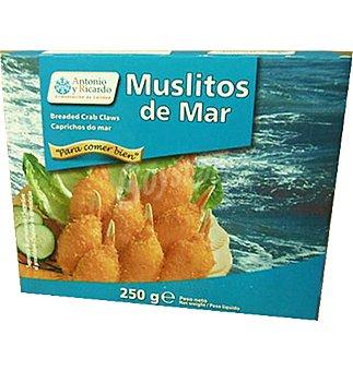 Muslitos sabor cangrejo 250 GRS