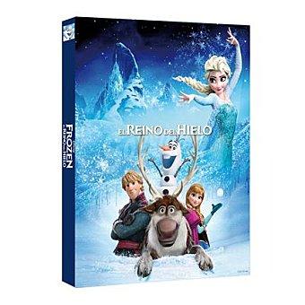 """Disney Frozen: """"El reino del hielo"""" Blu-Ray 1 ud"""