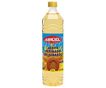 Abrilsol Aceite refinado de girasol 1 l