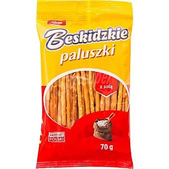 AKSAM Beskidzkie palitos de pan salados 70 g