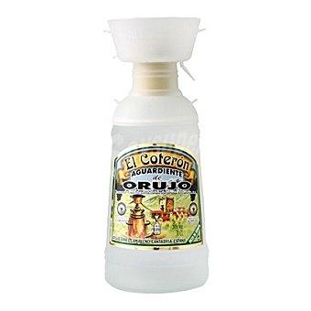 El Coterón Orujo blanco Botella de 70 cl