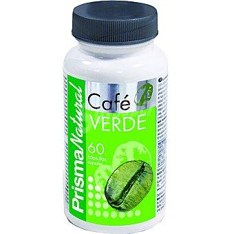 PRISMA NATURAL Café verde Envase 60 capsulas