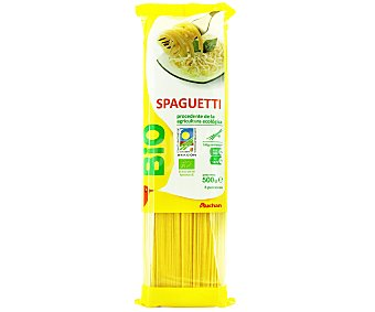 Vivir Mejor Auchan Spaghetti Ecológico 500g