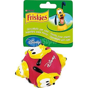 Friskies Purina Juguete de vinilo para perro Pluto baby Disney Pets 1 unidad