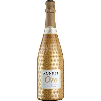 GOLD BY RONDEL Cava semiseco Botella 75 cl