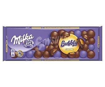 Milka Chocolate con caramelo Luffee 250 g
