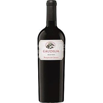 Gaudium vino tinto reserva D.O. Rioja Botella 75 cl