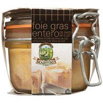 Martiko Foie Entier Tarro 130 g