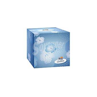 Foxy Tissues de celulosa faciales cotton Caja 60 u