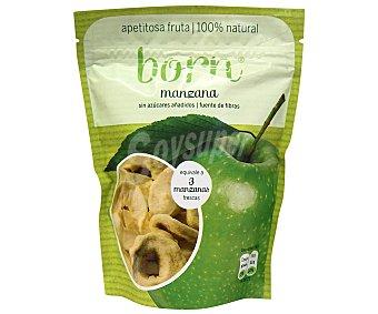 BORN Manzana semideshidratada bolsa de 80 gramos