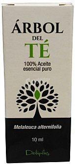 DELIPLUS Arbol de té (previene acné, eccema, caspa, cabello graso y repele piojos) Botella de 10 ml