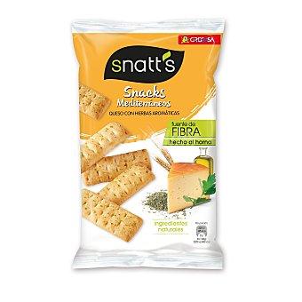 Grefusa-Snatt's Palitos Mediterráneos de queso con hierbas aromáticas 110 g