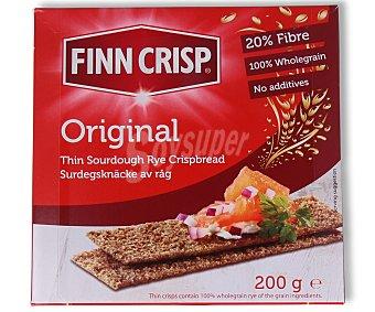 Finn Crisp Crackers sabor Original Estuche 200 g