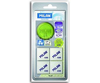 Milan Sacapuntas spin+4gomas 1 Unidad