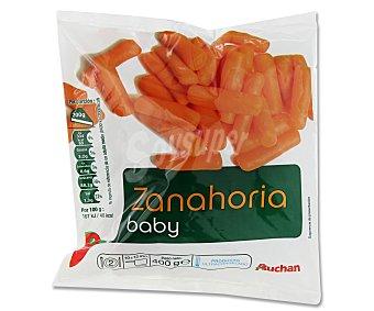 Auchan Zanahoria baby Bolsa de 400 gramos