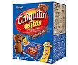 Galletas de cereales ositos sabor chocolate 160 g Chiquilín Artiach