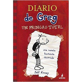 MOLINO Diario de Greg 1: Un pringao (jeff Kinney) +9 años 1 Unidad