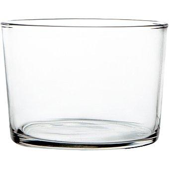 AL INITIAL Vasos de vidrio chiquito 23 cl set de 4 unidades 23 cl