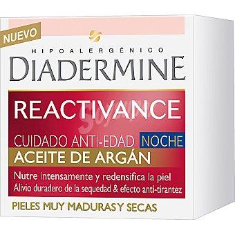 Diadermine Nutrición crema de día Reactivance Omega 3 Tarro 50 ml