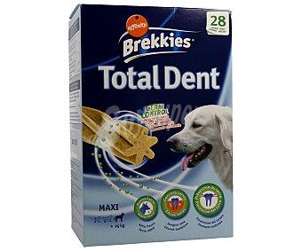 Brekkies Affinity Snacks totaldent maxi para perros multipack x4
