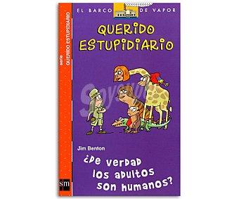 INFANTIL Q. Estupidiario, ¿de...