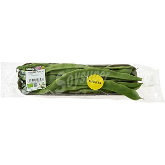 Judía verde ecológica bandeja 300 g