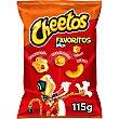 Favoritos Mix snack sabor a queso Bolsa 115 g Cheetos Matutano
