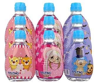 Teleno Agua mineral 9 ud x 33 cl