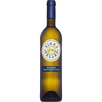 EIRAS VELLAS Vino blanco D.O. Ribeiro Botella 75 cl