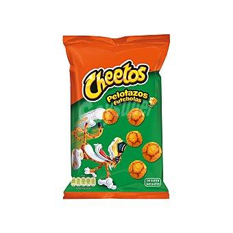 Matutano Cheetos Aperitivo queso cheetos pelotazos Paquete de 130 g
