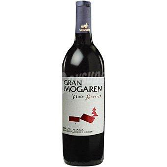 GRAN MOGAREN Vino tinto barrica D.O. Gran Canaria botella 75 cl 75 cl