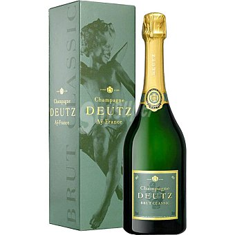 Deutz Champagne extra brut classic botella 75 cl Botella 75 cl