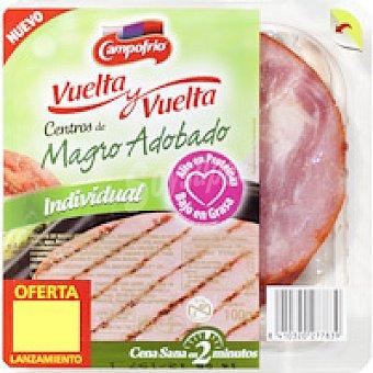 Campofrío Jamón de cerdo adobado Bandeja 100 g