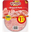Chopped loncha 300 G ElPozo